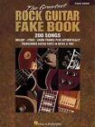 The Greatest Rock Guitar Fake Book by Hal Leonard Publishing Corporation (Paperback / softback, 2000)