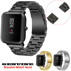Stainless Steel Bracelet Band Strap For Xiaomi Amazfit Bip