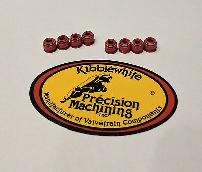 Harley Davidson Evolution Head Stock Kibblewhite Intake Exhaust Valves /& Seals