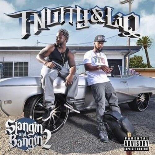 T-Nutty & Liq - Slangin And Bangin 2 [New CD] Explicit