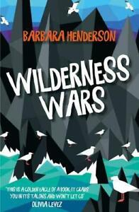 Wilderness-Wars-by-Henderson-Barbara-NEW-Book-FREE-amp-Paperbac