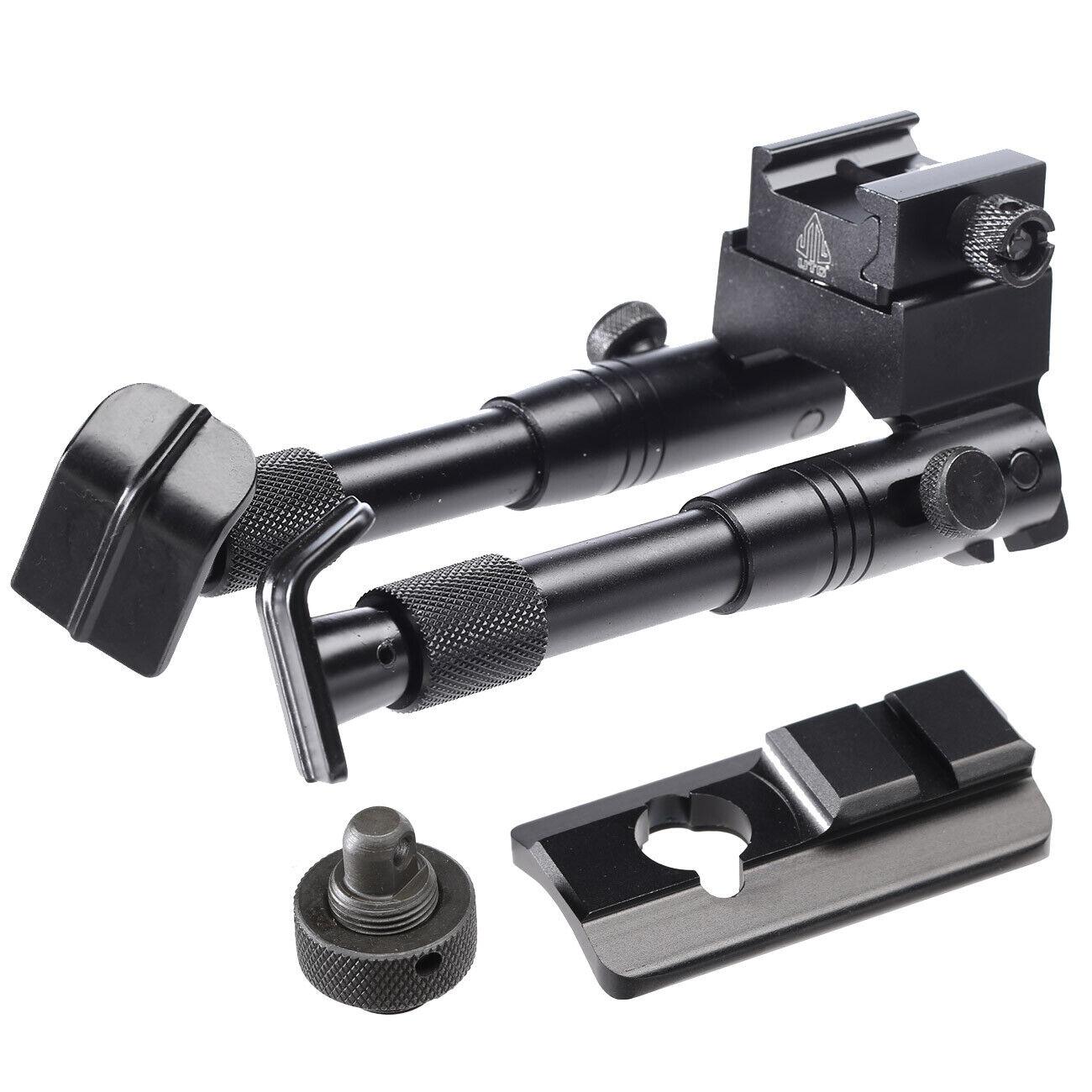 UTG Shooters Zweibein Zweibein Zweibein Combat Profile Adjustable 19cm - Metallfüße  | Haltbarkeit  | Qualitativ Hochwertiges Produkt  e8f2d2