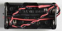 Futaba Fbb2 Dry Receiver 4 Aa Battery Case W / J Fast Shipping