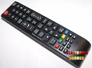 Ersatz-Fernbedienung-passend-fuer-Samsung-Smart-TV-GQ55Q60R-GQ55Q60RGTXZG-NEUWARE