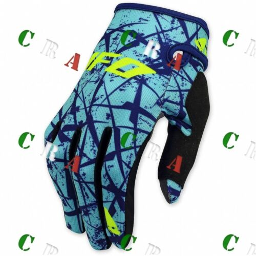 GUANTI GLOVES UFO PLAST CROSS ENDURO ATV OFF-ROAD ELEMENT TURCHESI TG M