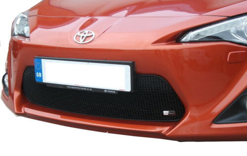 Black finish 2012-2016 Front Grille Toyota GT86