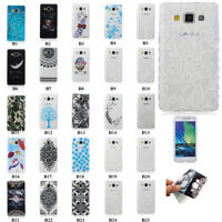 Colorful Slim Gel Rubber Silicone Soft TPU Back Case Cover For Samsung Galaxy