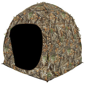 Ameristep-2-Person-Shadow-Guard-Durashell-Plus-Doghouse-Ground-Blind-Camouflage