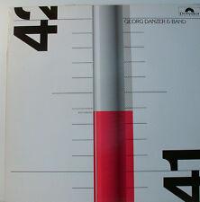 """GEORG DANZER & BAND - JETZT ODER NIE - 2372132    - 12"""" LP (K247)"""