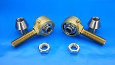 3/4 x 9/16 Bore Chromoly Panhard Rod Ends, Heim Joints (Bung 1-3/8 x .120) Flex