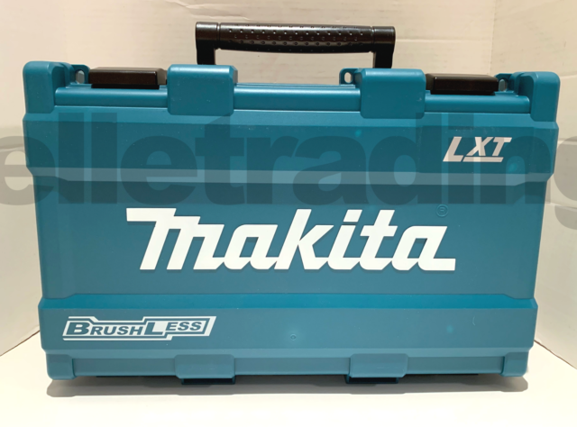 Makita 19-inch Hard Plastic LXT 18V TOOL CASE for Combo Drill & Impact Driver**