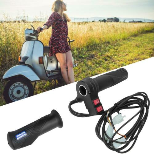 1 Pair 3-speed Gears Gas Handle Throttle Accelerator for Electric Bike Scooter