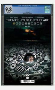 NICE HOUSE ON THE LAKE #1 (OF 12) CVR A  CGC Graded 9.8 Presale