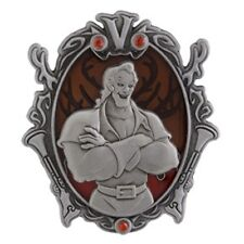 Disney Parks Wonderfully Wicked Beauty & Beast Villain GASTON LE Pin of Month