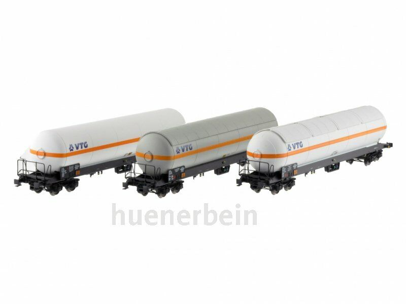 L.S. Models 30762 set 3 SNCF 4-alineación vagones blancoo + gris naranja VTG ep6 nuevo + embalaje original