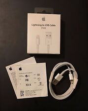 New OEM Original Apple iPhone 5 5S 5C 6 6+ Lightning USB Data Cable Charger