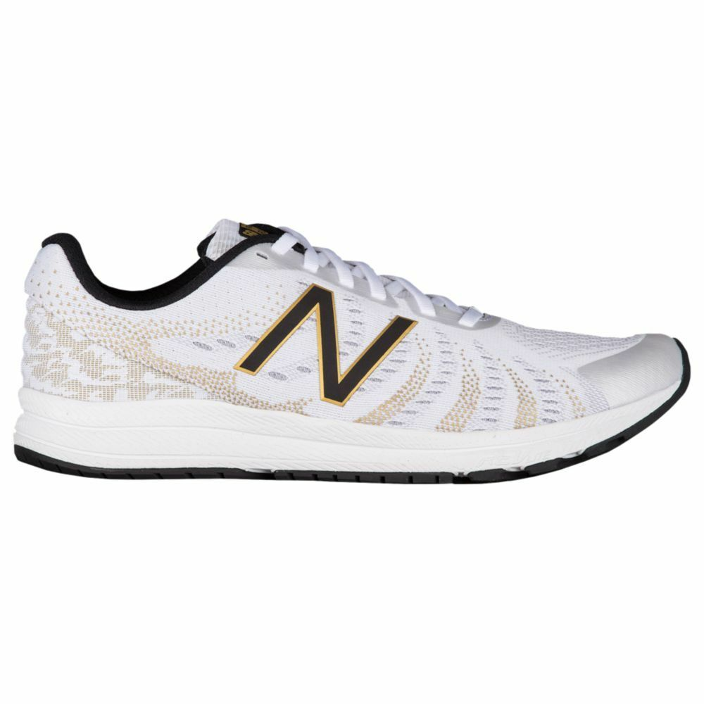 New Balance Men's FuelCore Rush Shield V3 (Size 11) White gold MRUSHSW3