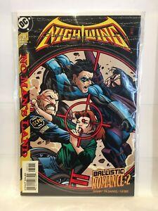 Nightwing-Vol-2-1996-2009-39-VF-NM-1st-Print-DC-Comics-2000-No-Man-039-s-Land