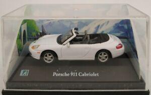 1-72-PORSCHE-911-CABRIOLET-CABRIO-CARARAMA-COCHE-SCALE-ESCALA-DIECAST