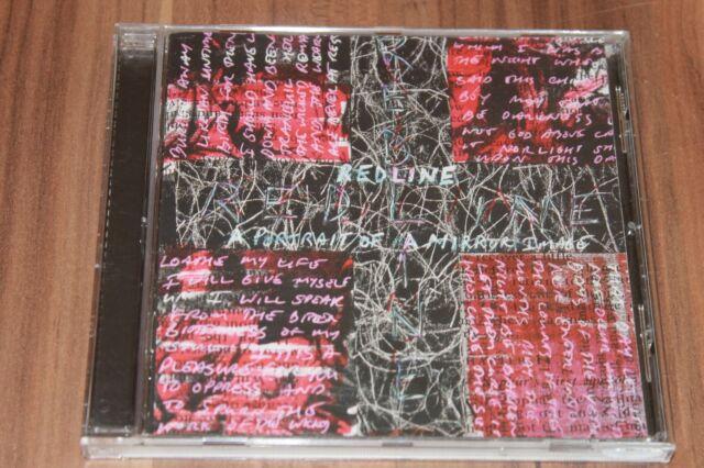 Redline - Portrait Of A Mirror Image (2003) (CD) (GSR Music – GSR031)