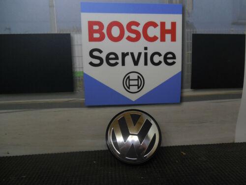 1 PEZZI TAPPO MOZZO RUOTA VW Cerchi Coperchio Coprimozzo Alufelge ORIGINALE 3b7601171xrw!
