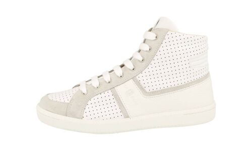 Kdt46k 36 Chaussures Luxueux Shoe 5 36 Blanche By Prada Car Nouveaux rzHAfzgX