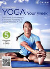 AM Yoga for Your Week (DVD, 2013)
