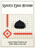 Black Plug For Glock Grip Insert Fits 20 21 31 32 37 Gen 1 - 3