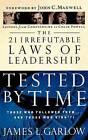 21 Irrefutable Laws of Leadership by James L. Garlow (Paperback, 2001)