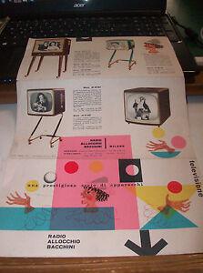 Brochure-Brochure-Publicitaire-034-Radio-Allocchio-Bacchini-034-Television