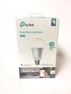 TP-Link Kasa Smart Wi-Fi LED Light Bulb Works Google