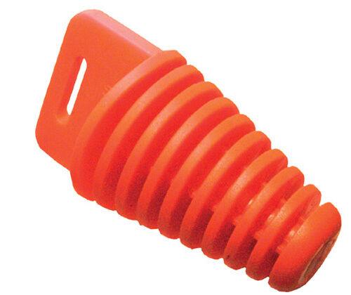 Silencer Pipe Wash Plug YZ250F YZ450F KTM CRF250R KX250F KX450F CRF450R DRZ400