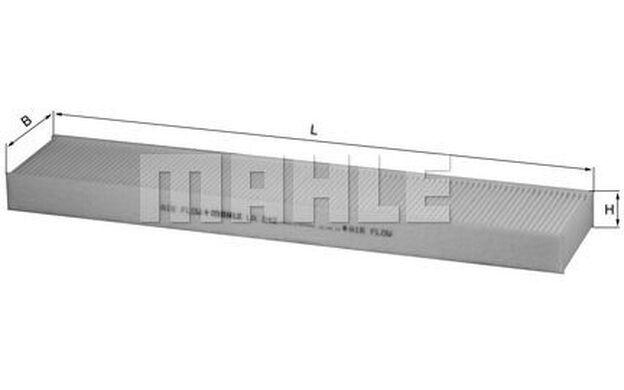 KNECHT Filtro, aire habitáculo FORD MONDEO JAGUAR X-TYPE LA 242