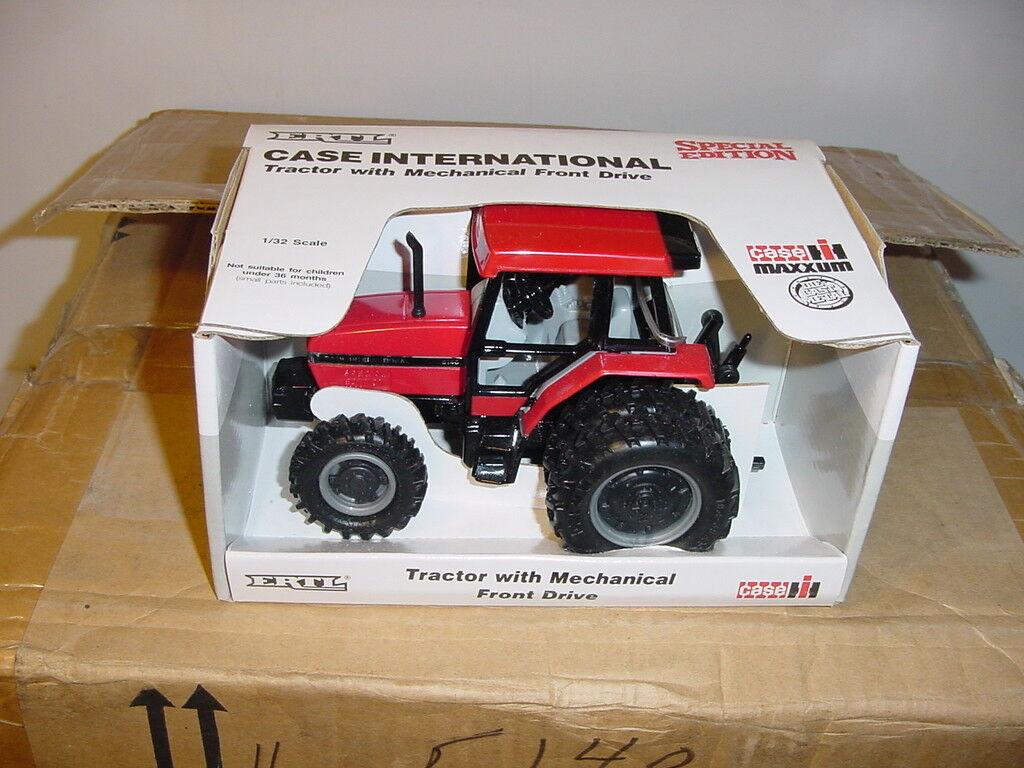 1 32 CASE-IH 5140 Collector Edition tracteur avec  DUALS par ERTL nouveau IN BOX  cas de 12  plus abordable