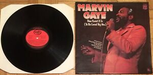 Marvin-Gaye-How-Sweet-It-Is-To-Be-Loved-LP-Record-Vinyl-Records-1979-MFP-50423