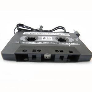 vintage portable car cassette tape adapter player. Black Bedroom Furniture Sets. Home Design Ideas