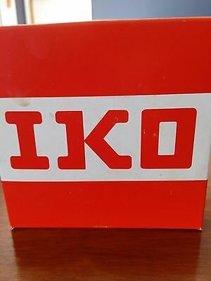 IKO BR122016 Inch Male thread Machined Needle Roller Bearing FACTORY NEW!