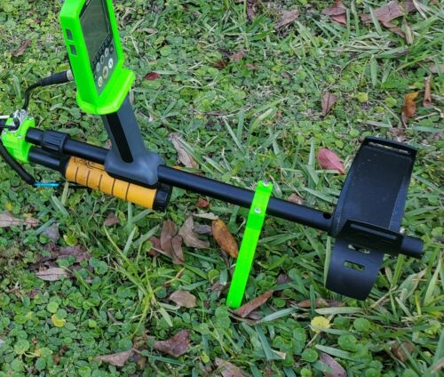 Details about  /NEON GREEN Minelab Equinox 600//800 Bi-Pod Stand