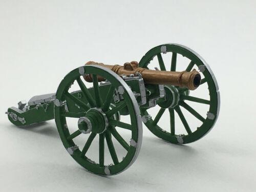 6-pounder gun — 54 mm Lead Cannon Napoleonic Wars — Russia