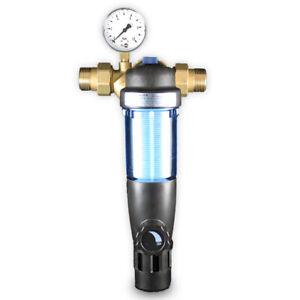 Syr Duo Dfr 3 4 1 Wasserfilter Mit Druckminderer Rückspülfilter