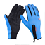 thumbnail 14 - Leather Cycling Gloves Windstopper Soft Warm Winter Motorcycle Biking Gloves New