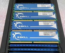 GSKILL 8GB (4 X 2GB) DDR2 PC2-6400 800Mhz NON-ECC DESKTOP MEMORY F2-6400CL5D-4GB