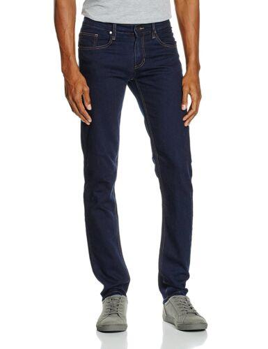 VERSACE JEANS UOMO SLIM FIT SCURO Profondo Indigo Jeans Taglia W40
