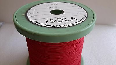 200ft Litz wire 10//41 High-frequency Equiment coil Single layer insulation #AE1K