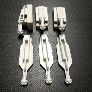 3-SET-Fuer-BMW-E39-M5-Xenon-Scheinwerfer-Reflektor-halter-Reflektorhalter-2000-03