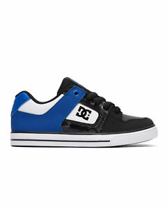 sneakers for cheap search for newest bottom price Details about NEW DC Shoes™ Youth Pure Shoe DCSHOES Boys Teens