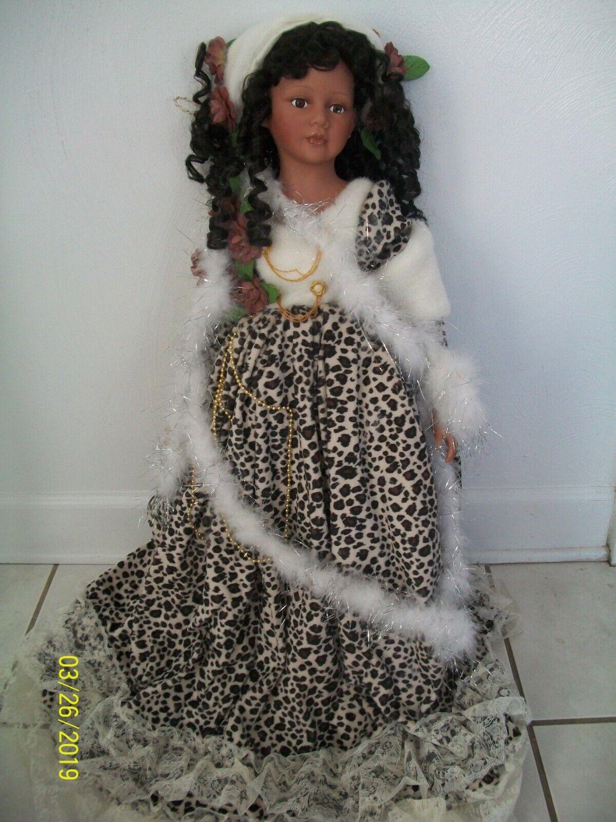 VINTAGE Ashley Belle BELLA Bambola Di Porcellana Biscuit
