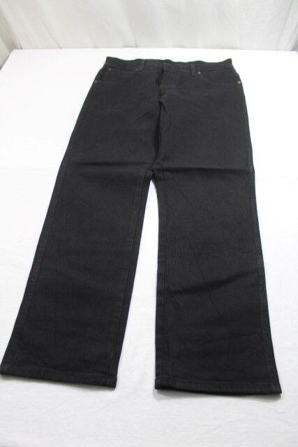J7870 Wrangler Regular Fit Jeans Jeans Jeans W33 L30 Schwarz  Sehr gut | Haltbarer Service  | Outlet  | Ideales Geschenk für alle Gelegenheiten  | Zuverlässige Leistung  | Online  078052