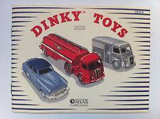 Dinky Toys Atlas - Catalogue 1954 (Neuf)