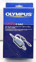 Genuine Olympus Camera Ac Adapter C-8ac Camedia C-8ac Ships Free